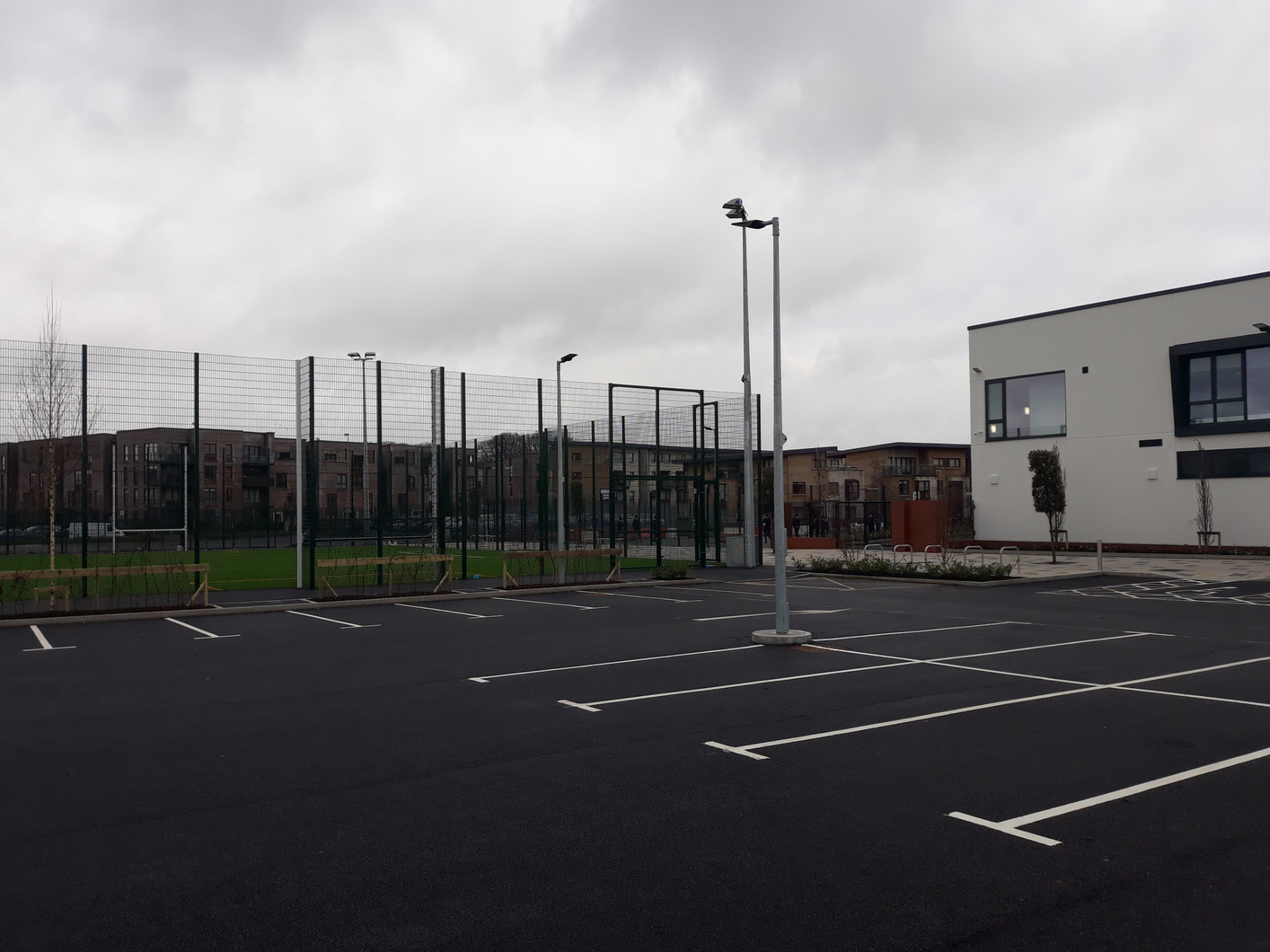 Adamstown Community Centre and All-Weather Playing Pitch, Co. Dublin
