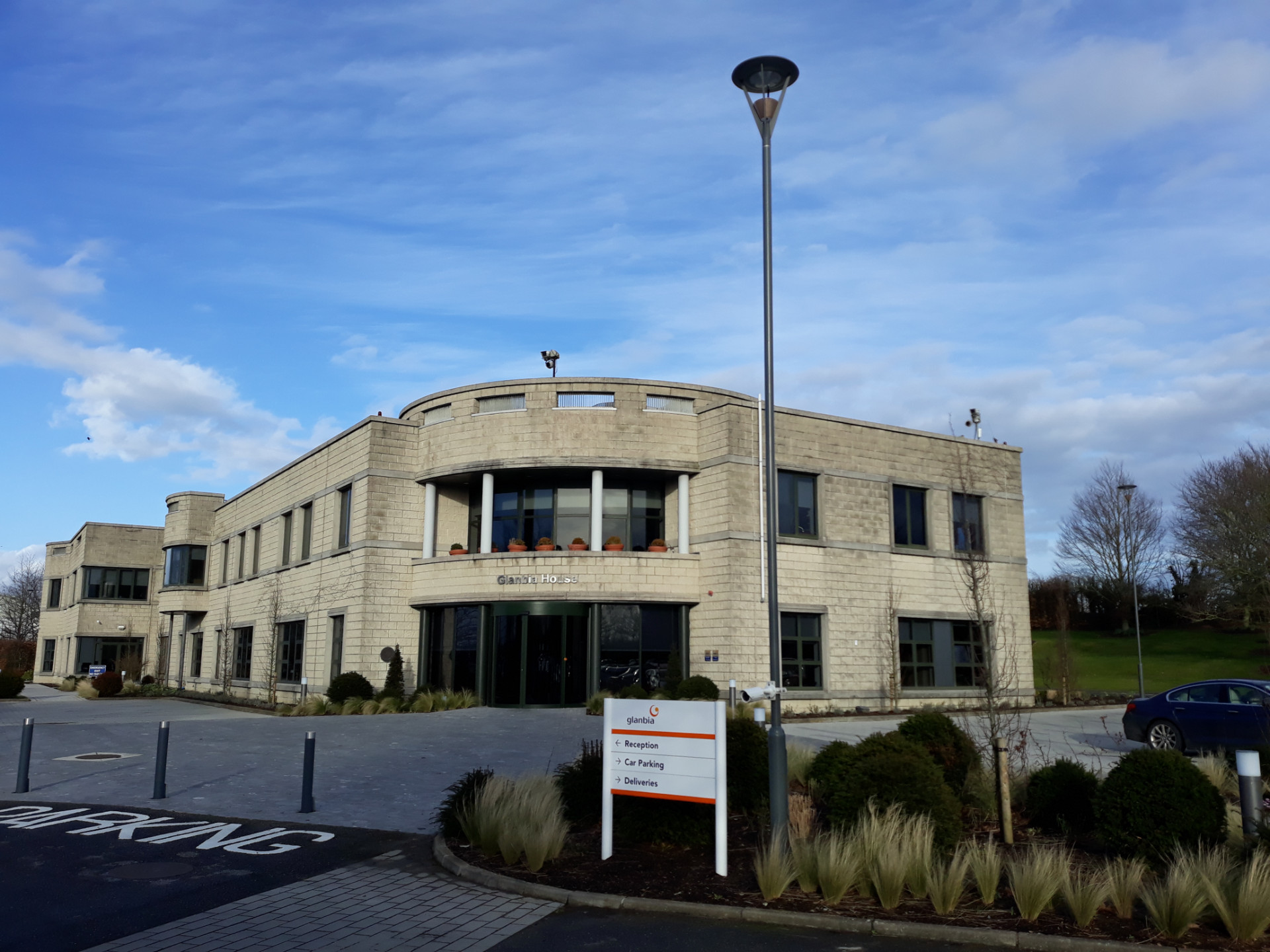 Glanbia House