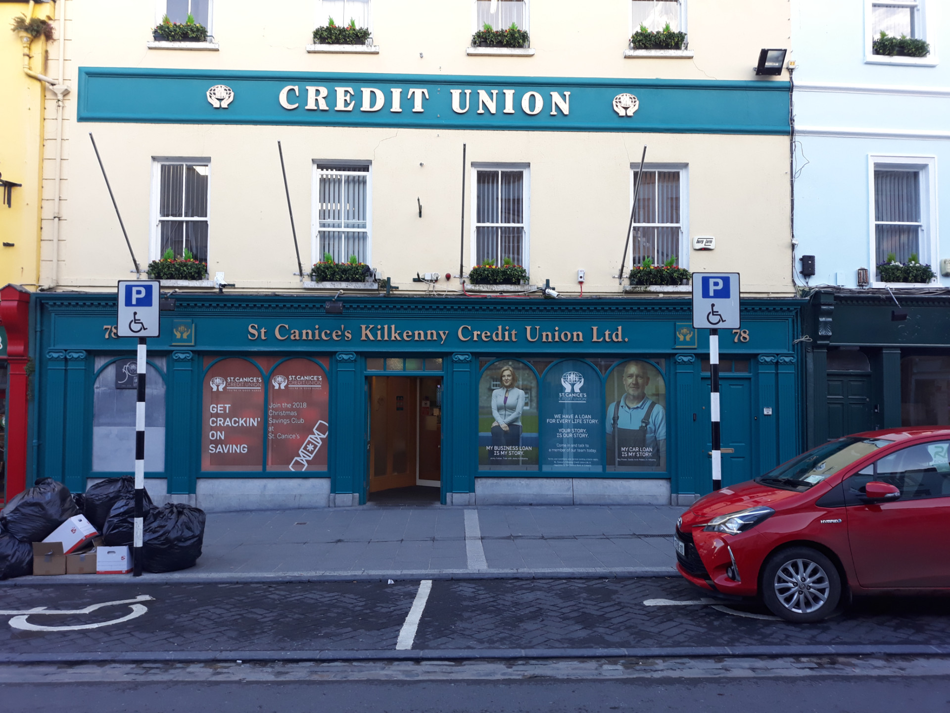 St Canice's Credit Union